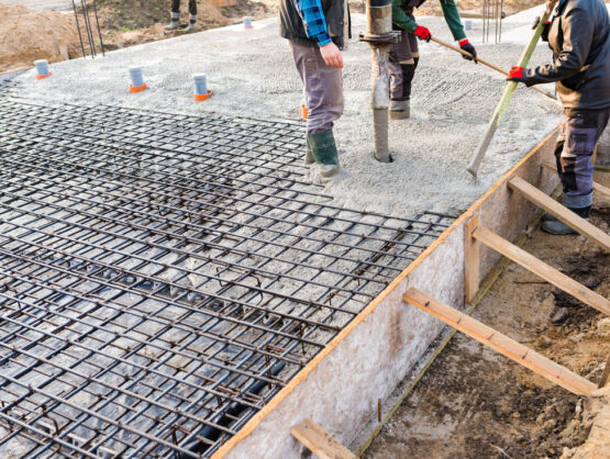 concrete foundations in rogers ar